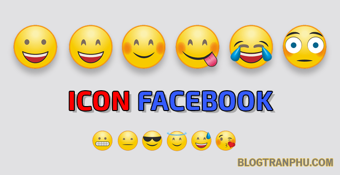 1001 Icon Facebook 2019 | Full biểu tượng cảm xúc facebook mới nhất