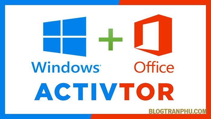 KMSPico hỗ trợ kích hoạt bản quyền windows và Office
