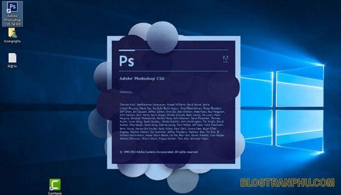 Hướng dẫn cài đặt phần mềm Photosho CS6