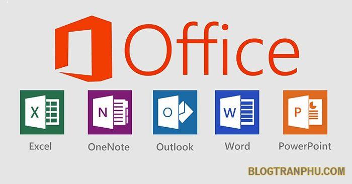 Trọn bộ MS Office 2013 bao gồm