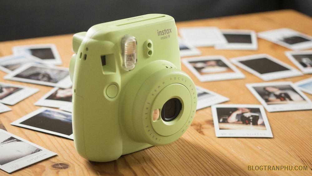 Kinh nghiệm chọn mua máy ảnh chụp ảnh lấy liền