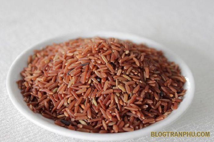 Gạo lứt cung cấp nhiều dinh dưỡng cho cơ thểẢnh