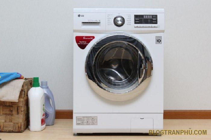 Máy giặt LG có thiết kế hiện đại