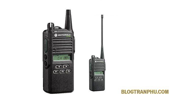 Máy Bộ đàm Motorola CP1300