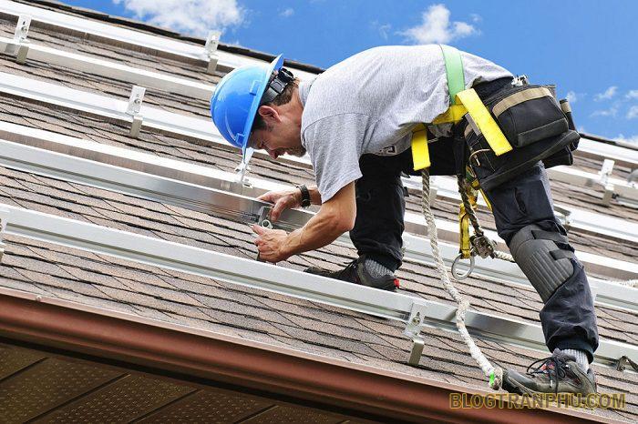 Dịch vụ sửa chữa làm lại mái tôn tại Hà Nội