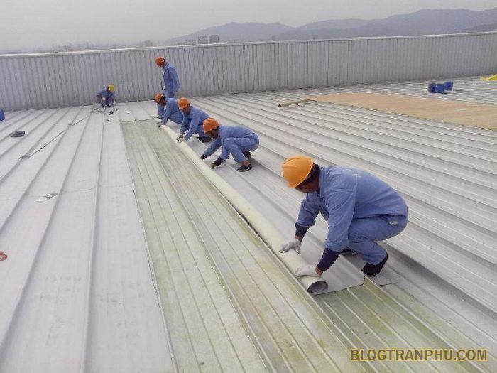 Tiêu chí lựa chọn dịch vụ sửa chữa mái tôn chất lượng