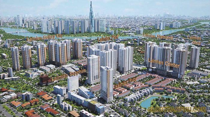 Lợi ích khi đầu tư vào dự án Khu đô thị Laimain City