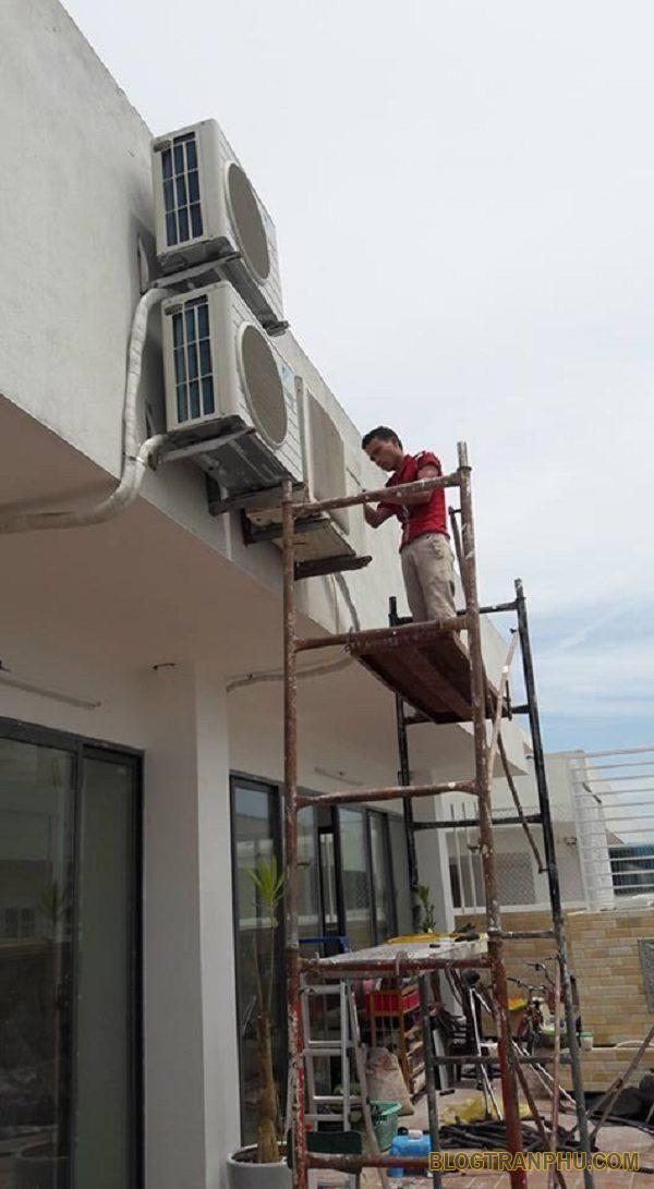 Dịch vụ lắp đặt điều hòa chất lượng cao tại Vĩnh Phúc