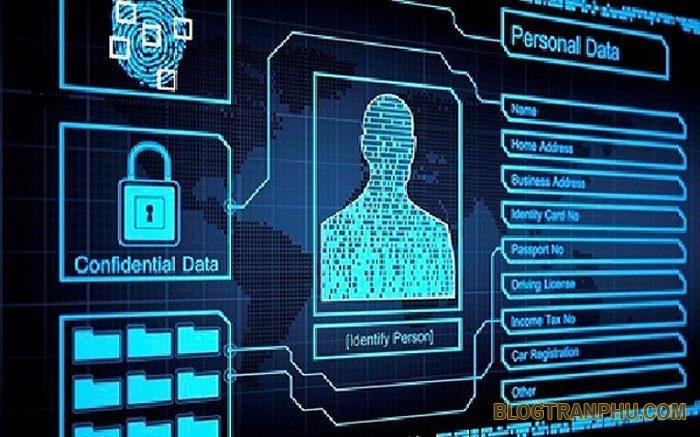 Không nên sử dụng thông tin cá nhân