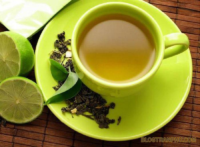 Sử dụng trà đều đặn giúp bạn giảm cân hiệu quả