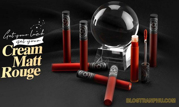 Son Black Rouge Cream Matt Rouge