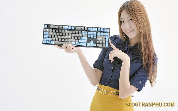 Phân biệt bàn phím cơ và bàn phím thường khác nhau như thế nào?