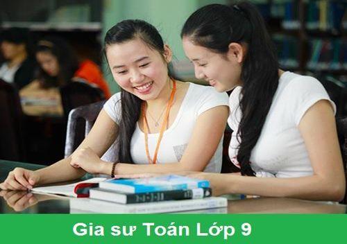 Gia sư dạy kèm lớp 9 giỏi tại Hà Nội