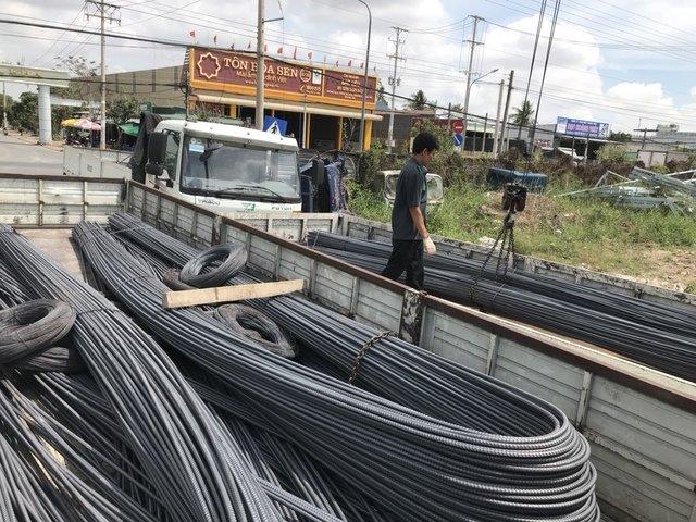 Bảng giá sắt thép Miền Nam mới nhất
