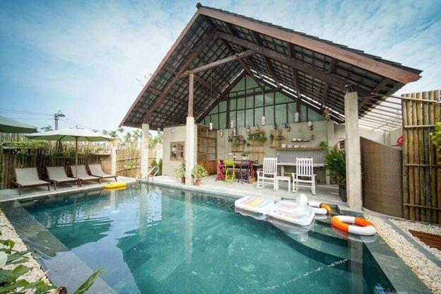 Villa De Van Hoi An 3 phòng ngủ view đẹp