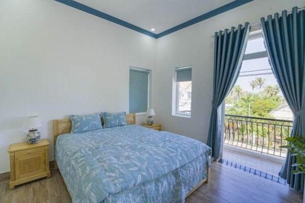 Phòng ngủ của một ngôi nhà hiện đại