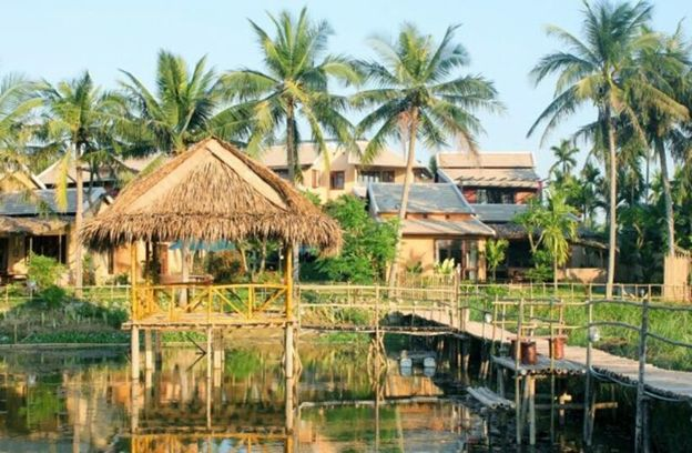 Muốn vui chơi ở phố cổ, gần biển, bạn nhất định phải chọn ngay An Villa Hội An