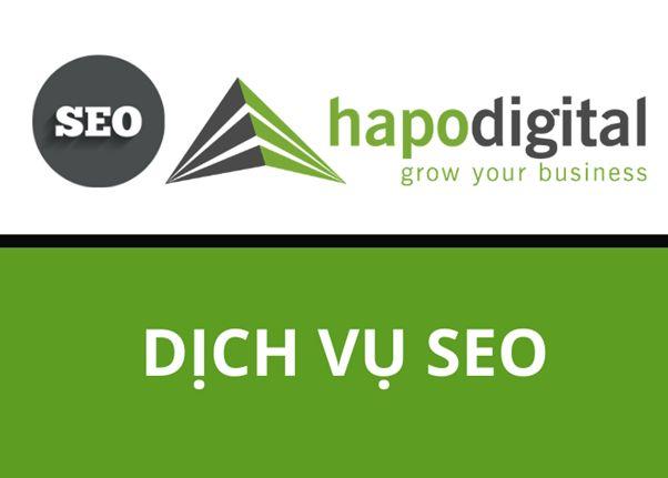3 Lí Do nên lựa chọn dịch vụ Seo HapoDigital