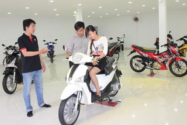 Mơ thấy hình ảnh mua xe máy mới nghĩa là anh em đang muốn thay đổi