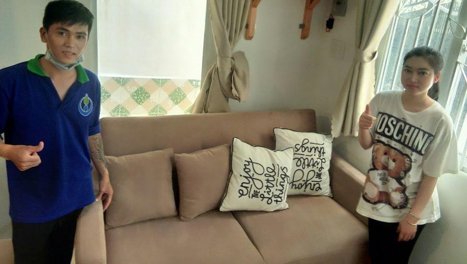 Alo Vệ Sinh cung cấp dịch vụ giặt sofa siêu sạch tại tphcm