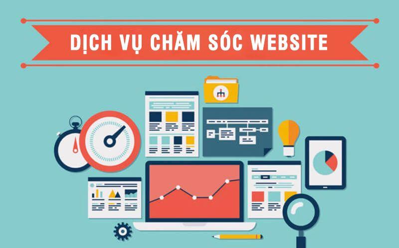 Dịch vụ chăm sóc Website chuẩn SEO theo tháng