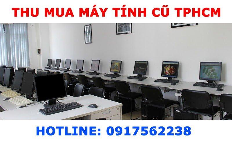 Thu mua máy tính bàn hư cũ - Thanh Lý Cường Phát
