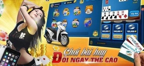 Game đánh bài B52- trò chơi đổi thưởng quy mô nhất hiện giờ