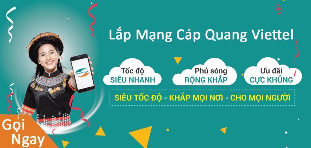 Hướng dẫn lắp đặt mạng wifi Viettel tại Hồ Chí Minh