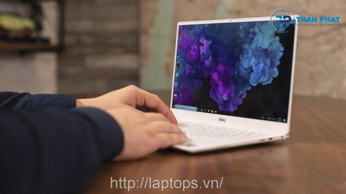 dell xps 13 9380 thao tác nhanh laptop trần phát