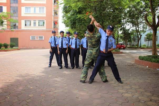 Bảo vệ Phúc Tâm - các dịch vụ bảo vệ nổi trội nhất