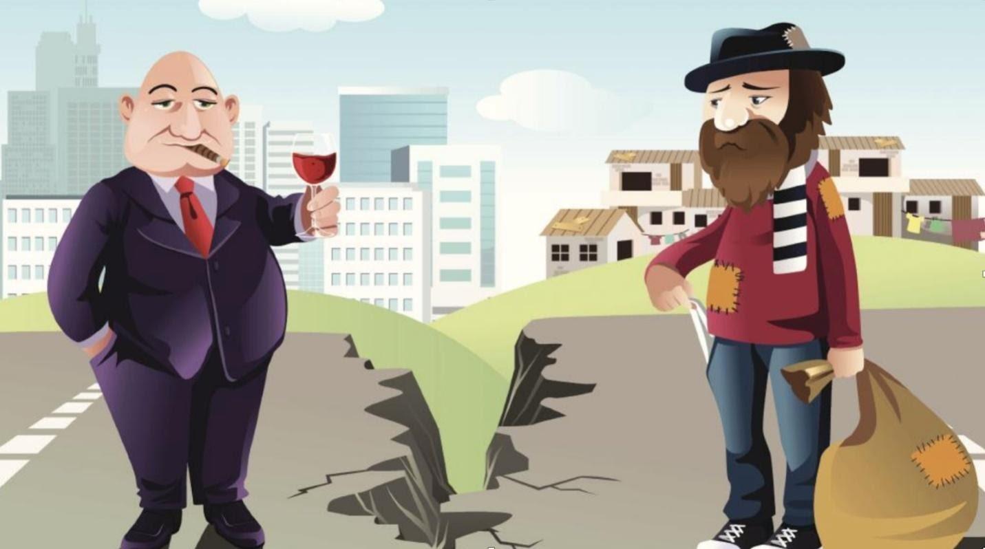 Khoảng cách giàu - nghèo: điểm khác biệt nằm ở tư duy
