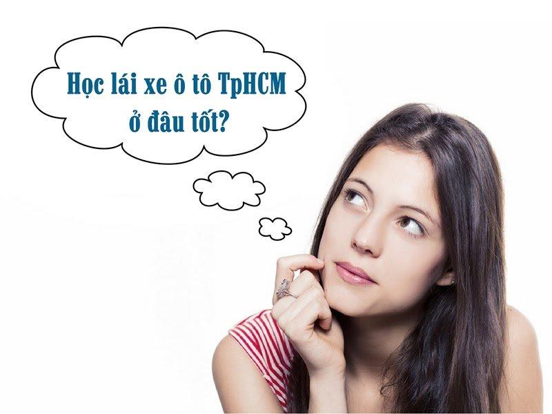 Nên học lái xe ô tô ở đâu tại TPHCM?