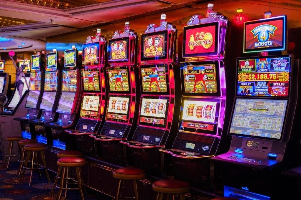 Slot game là gì? Có những thể loại nào?