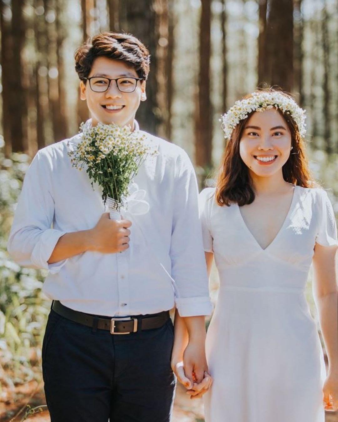Những địa điểm chụp hình cưới Đà Lạt vạn người mê