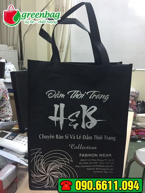 Mua túi vải không dệt giá rẻ nhất ở đâu TPHCM