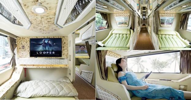 Không còn nỗi lo xe khách, nhiều người chọn lựa xe limousine tiện nghi để du lịch