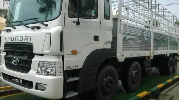 Xe tải Hyundai HD320 tại AutoF