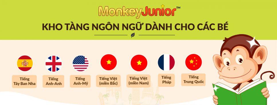 Cài đặt phần mềm Monkey Junior Crack Full Cho PC