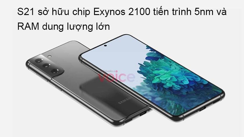 Samsung S21 vs Samsung S20: Có gì nâng cấp