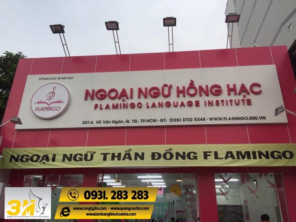Làm biển quảng cáo uy tín chuyên nghiệp tại TPHCM