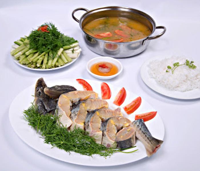 Những món ăn từ cá tầm dễ làm nhất