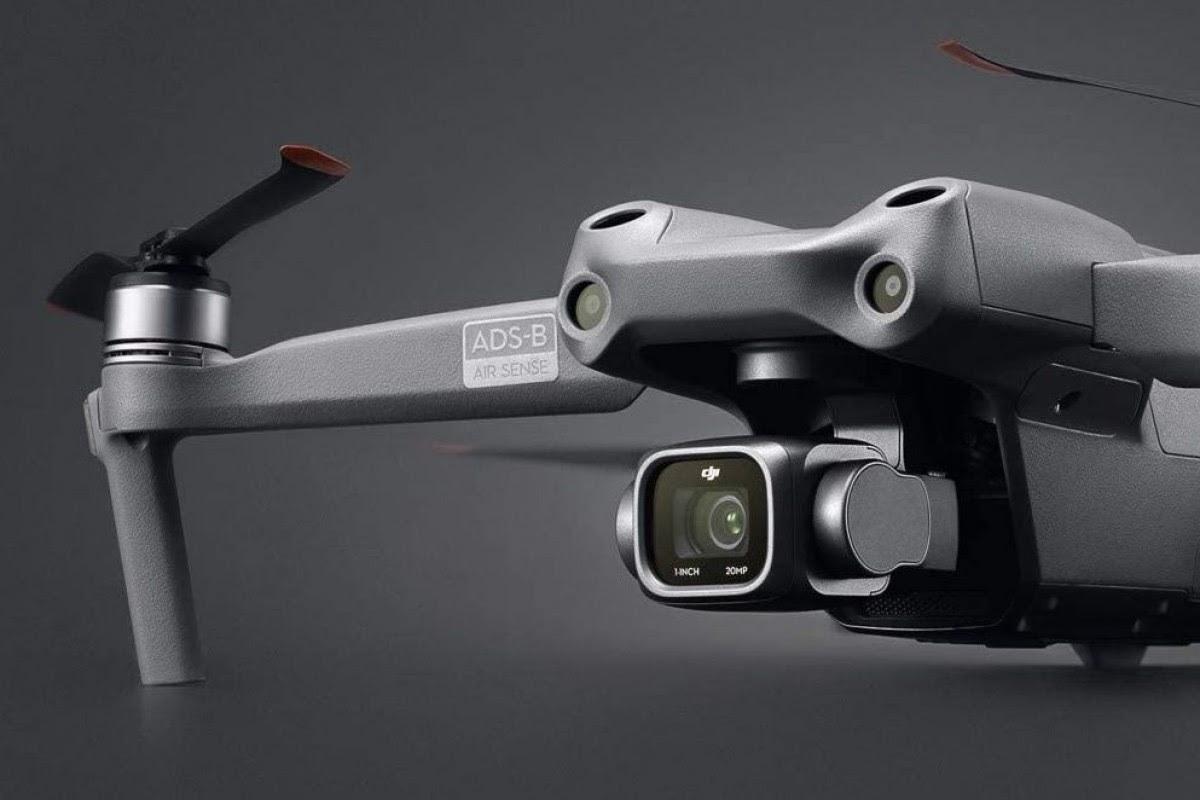 Đánh giá Flycam DJI Mavic Air 2S – Thời thượng, hiện đại