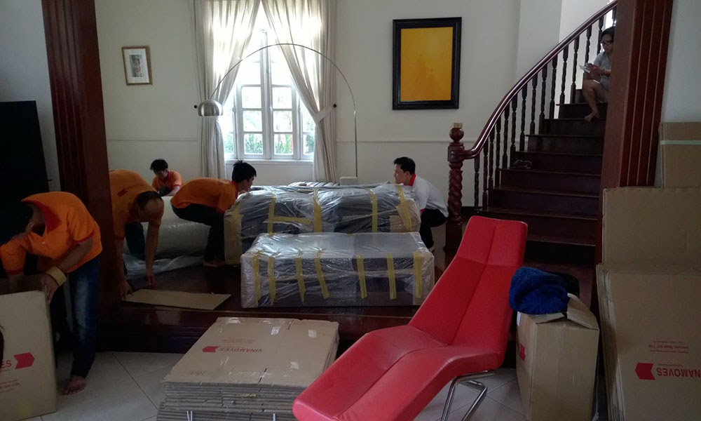 Vinamoves.vn đơn vị hỗ trợ chuyển nhà đắc lực cho gia chủ