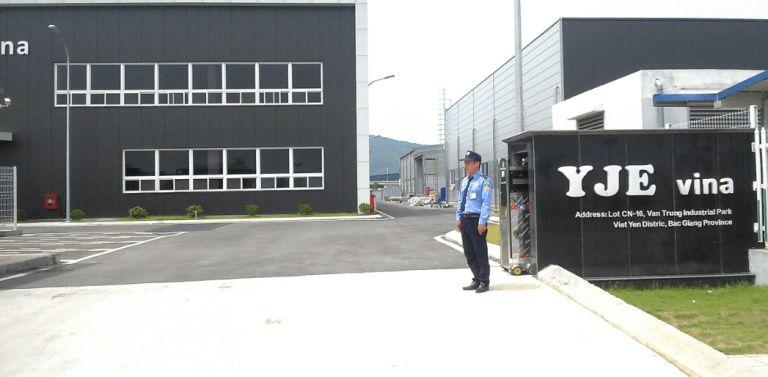 Cần làm gì để đảm bảo an ninh nhà máy an toàn?