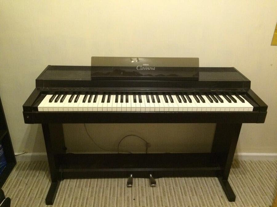 Top 5 đàn piano điện giá 3 triệu đến 5 triệu đồng