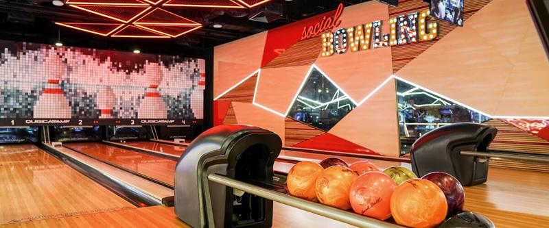 """""""Đấu"""" Bowling chuyên nghiệp ngay tại Timezone!"""